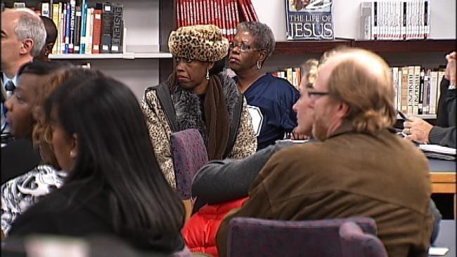 Tulsa Parents Discuss District Consolidation At Community Forum