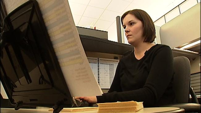 City Of Tulsa Considers Paperless Payroll