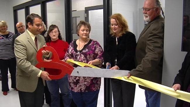 Collinsville Opens New Jail