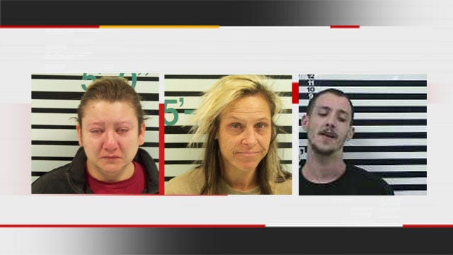 More Than A Dozen Children Taken Into DHS Custody In Rogers County Drug Raid