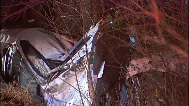 Tulsa Teen Killed In High Speed, Rollover Crash