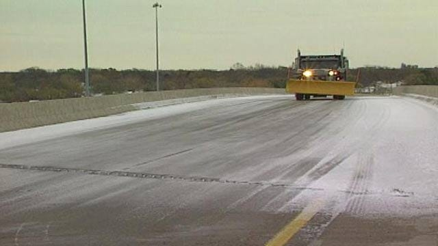 'Smart Bridge' Would Keep Oklahoma Drivers Safe During Winter Weather