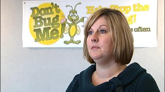 Dewar, Stroud Schools Deal With Flu Outbreak