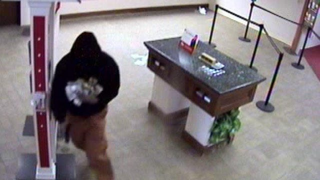 Shots Fired In Tulsa Bank Of America Robbery