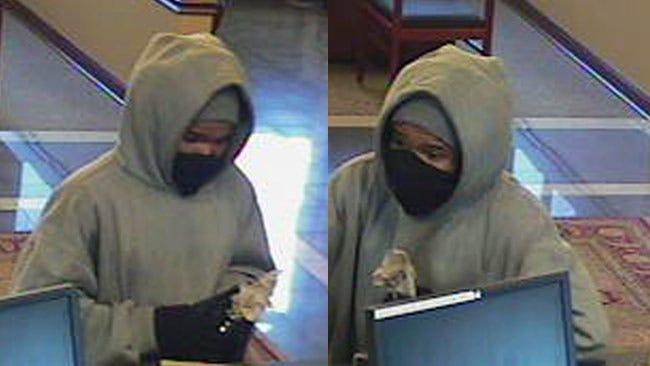 Masked Man Apologizes To Tulsa Tellers, Robs Bank