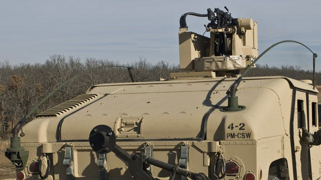 Oklahoma National Guard Soldiers Train On New Weapon System