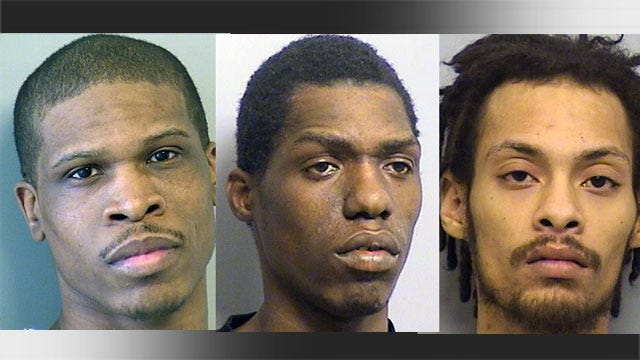 Three Men Arrested In Plot To Kill Tulsa Police Detective