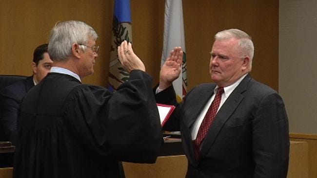 Three Tulsa County Officials Sworn In Monday