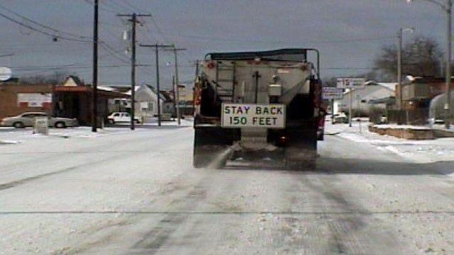 Tulsa Mayor Says City Is Ready For The Snow