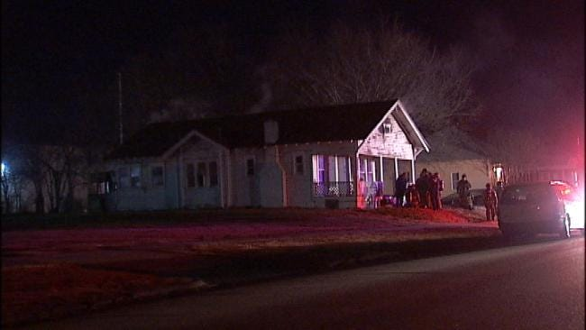 Homeless Persons Blamed For Vacant Tulsa House Fire