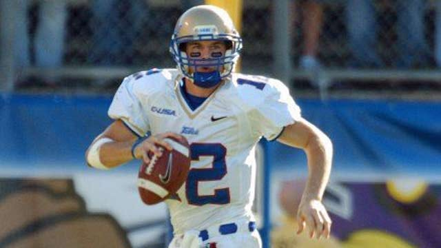 Former TU Quarterback Paul Smith To Host Youth Camp