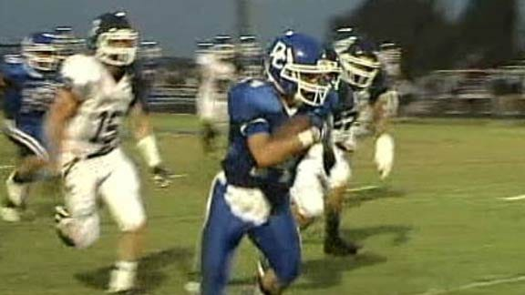 Deer Creek Antlers Fall to Shawnee Wolves in Week 2