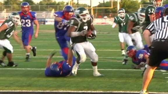 Muskogee Looks Shaky in Final Preseason Tune-up