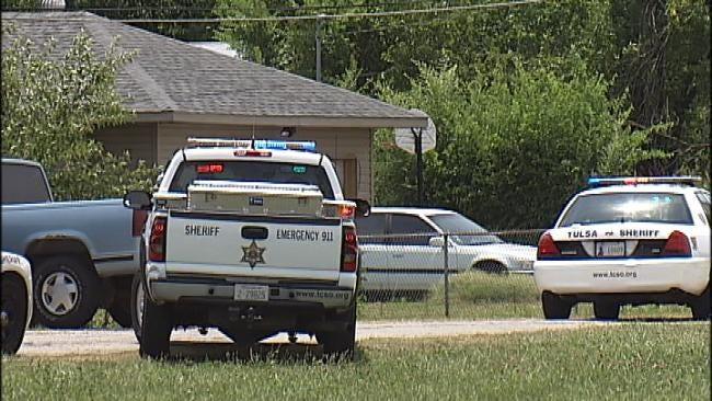 Children Escape Tulsa Home After Suspected Burglars Kick Down Door