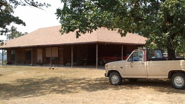 OSBI Agents Plan To Question Suspect In LeFlore County Double Homicide