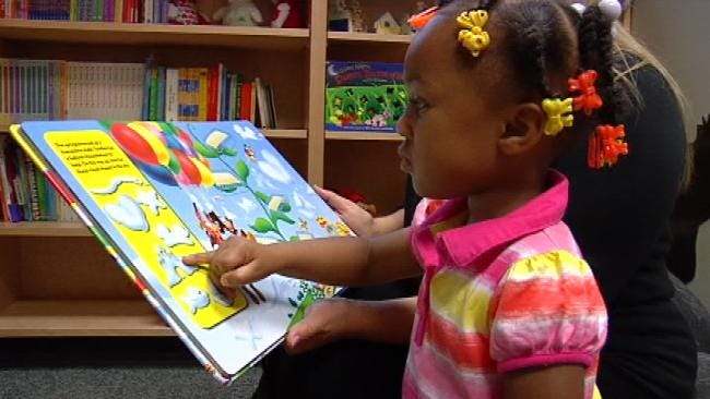 Tulsa YMCA Opens 'Giving' Library