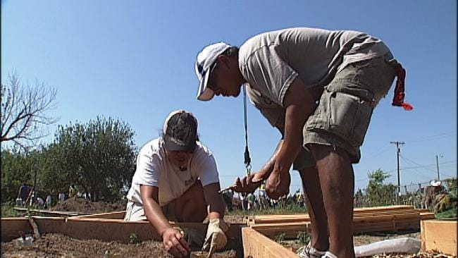 Community Garden Takes Root In Turley