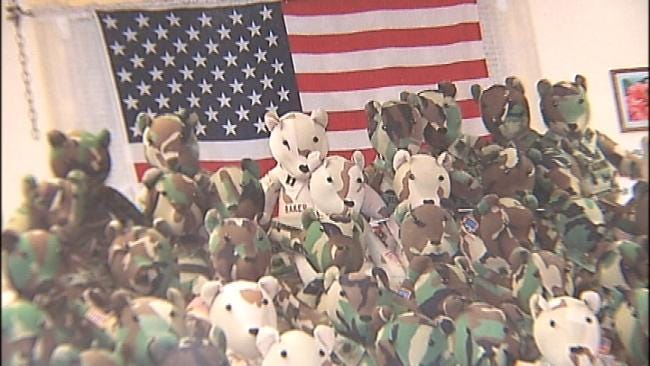 Oklahoma's Own: Grove Couple Stitching Up Souls With 'Miracle Bears'