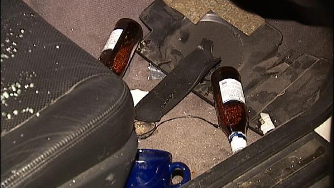 Police Believe Alcohol Played Part In Broken Arrow Crash