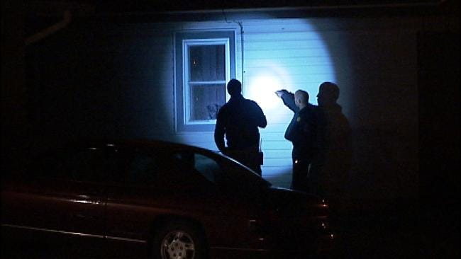 No One Injured After Shots Fired At Tulsa Home