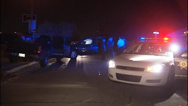 Robbery Suspect Hospitalized After Confrontation With Tulsa Victim