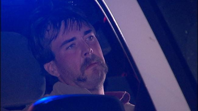 Man Leads Police On High Speed Chase From Sperry To Tulsa