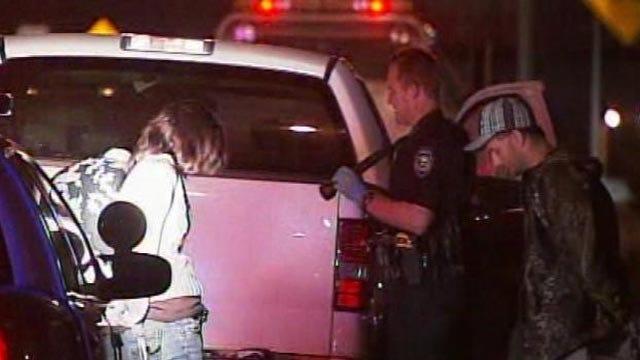 Five Arrested After Mobile Meth Lab Bust In Sand Springs
