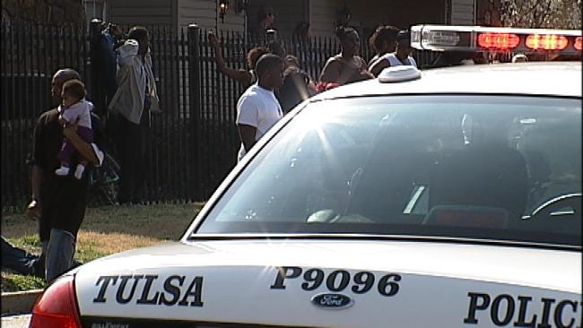 Tulsa Police Identify Officer Involved In Deadly Shooting