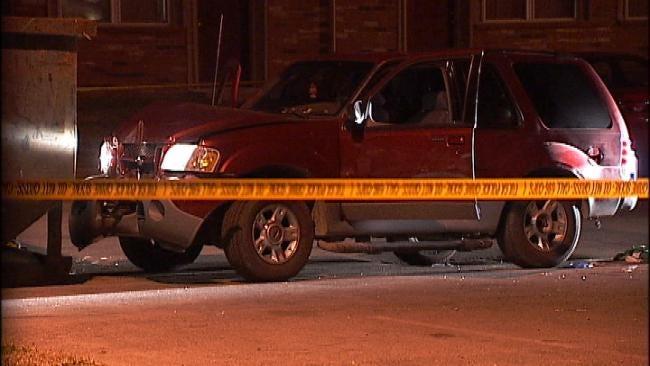 Police Identify Man Killed At Tulsa Apartment Complex