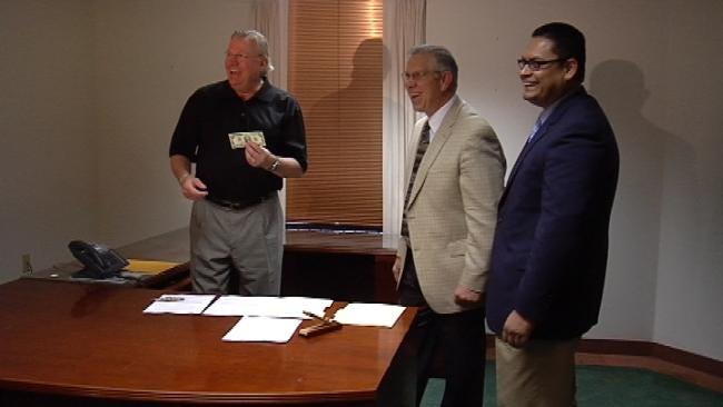Tulsa Congregation Buys Church For $1
