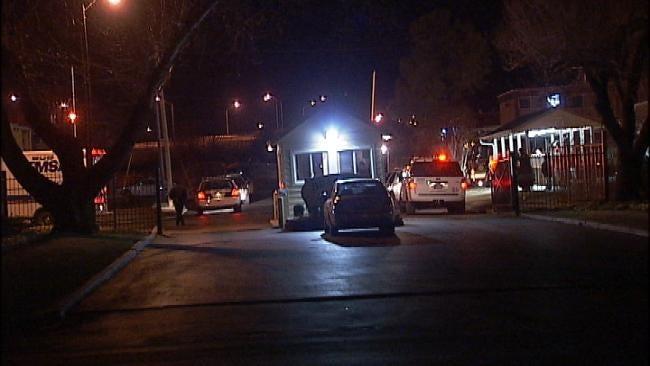 Tulsa Man Arrested After Firing Gun Into The Air