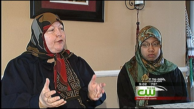 Tulsa Family Hopes For Change In Libya, Watching Half A World Away