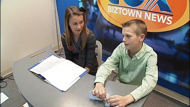 Green Country Kids Learn Business Basics At BizTown