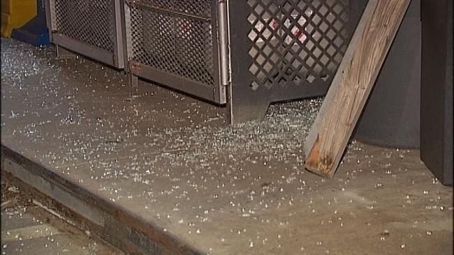 Neighbors Alert Tulsa Police About Store Burglary