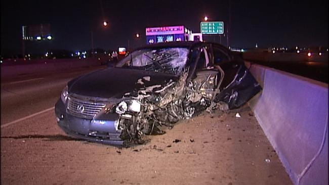 Wrong Way Driver Arrested After Almost Hitting Off-Duty Tulsa Officer