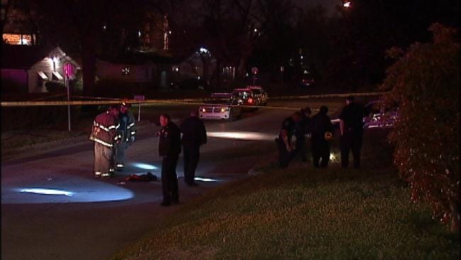 Police: Known Tulsa Gang Member Shot In North Tulsa