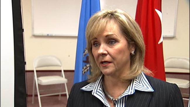 Governor Fallin Reacts To Tulsa City Councilor's Effort To Oust Mayor