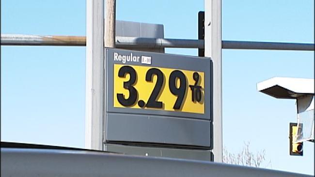 Tulsans Tighten Belt As Gas Prices Rise