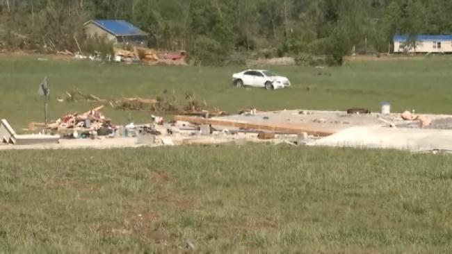 Eufaula Woman Heading Drive For Rural Tornado Victims Needs Help