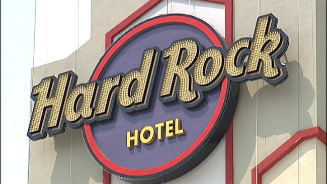 New Hotel Tower To Include Gaming, Dining Space At Catoosa's Hard Rock Hotel And Casino