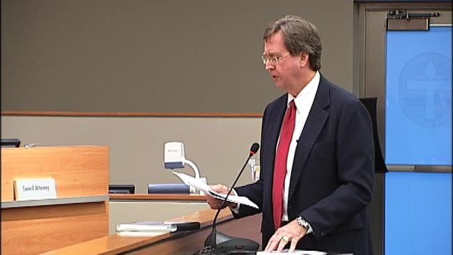 Tulsa City Council Suggests Mayoral Pay Cut