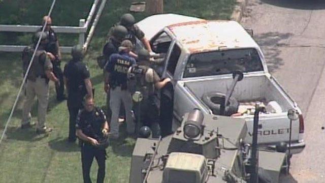 Tulsa Carjacking Victim To Gunman: 'Let Me Get My Baby'