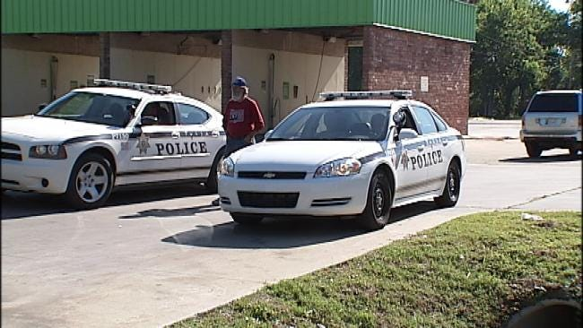 Tulsa Car Wash Employee Discovers Meth Lab Remnants In Dumpster