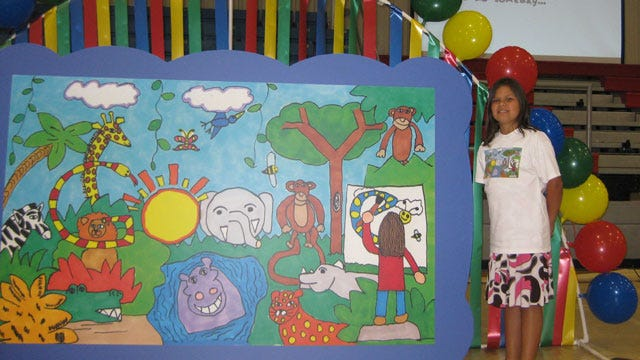 Two Oklahoma Students Vying For Top Google Doodler