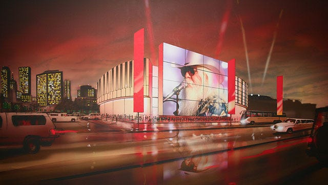 Funding Hurdles Ahead For Downtown Tulsa Pop Culture Museum