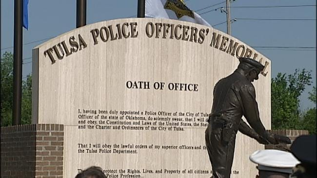 Tulsa Police Honor Those Lost In The Line Of Duty