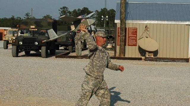 Oklahoma Soldiers Training In Mississippi Before Heading To Afghanistan