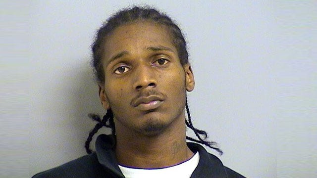 Tulsa Police Arrest Suspect In Fatal Drive-by Shooting