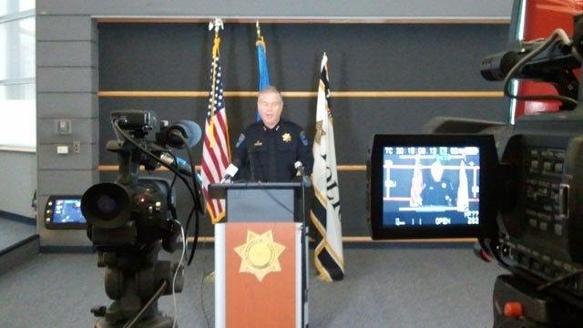 Tulsa Police Chief Defends Occupy Tulsa Arrests