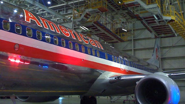 American Airlines Files For Chapter 11 Bankruptcy Protection